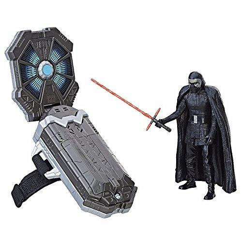 Lo Starter Set Force Link include la tecnologia indossabile Force Link, compatibile con tutti i prodotti della collezione Force Link, e ha in dotazione una spettacolare riproduzione del personaggio di Kylo Ren, alto 9,5 cm e perfettamente compatibile...