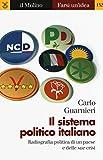 Il sistema politico italiano. Radiografia politica di un paese e delle sue crisi...