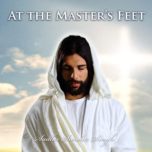 At the Masters Feet audiobook cover art