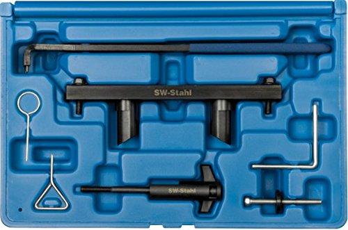SW-Stahl 26022L Motor Einstellwerkzeugsatz I VW I Audi I Skoda