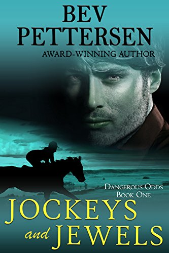 JOCKEYS AND JEWELS (Dangerous Odds Romantic Mystery Book 1) (English Edition)