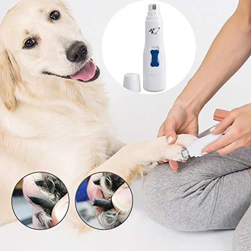 Pet Nail Grinder Elektrische Pet Paw Nail Trimmer Clipper für Hundewelpen Katze Kitty Verwenden Sie keine Batterie enthalten
