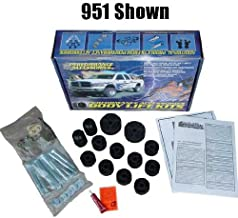 Performance Accessories PA833 3 in Body Lift for Ford Ranger 2WD 4WD 1983-88