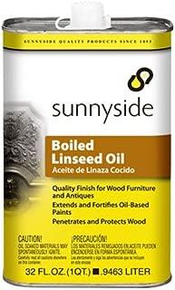 Sunnyside 87232S Boiled Linseed Oil, Quart