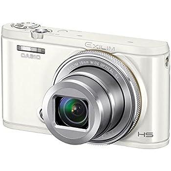 カシオ計算機 デジタルカメラEXILIM EX-ZR4100ホワイト