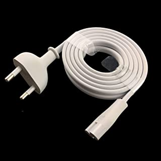 ODIN-Computer Cables & Connectors - EU 2-Prong Power Supply Cable Cord Lead Wire Power Cord For mi robot roborock air puri...