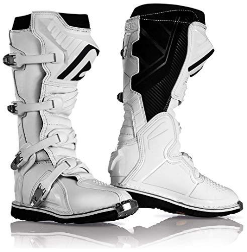 0021596.030.041 Botas Acerbis X-Pro V. Boots blanco Talla 41