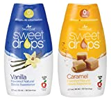 Sweetleaf Sweet Drops Vanilla and Caramel Bundle