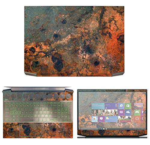 """Protective Decal Skin Sticker for HP Pavilion Gaming 15 (15.6"""" Screen) case Cover wrap - decalrus HPpavilionGaming_15-149"""