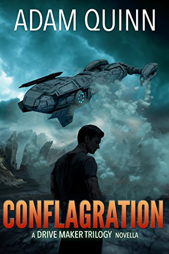 Conflagration by Adam Quinn ebook deal