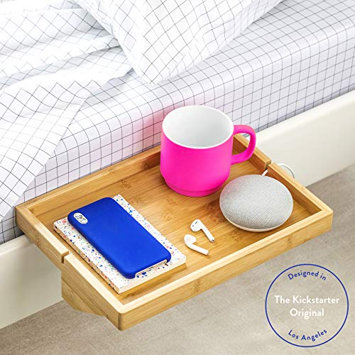 BedShelfie The Original Bedside Shelf - 9 Colors / 4 Sizes -...