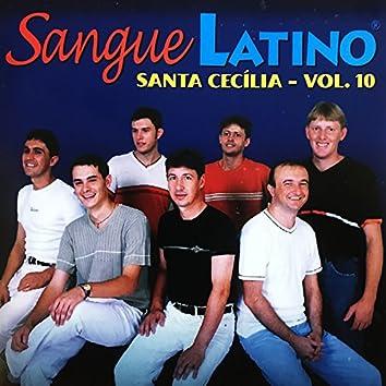 Santa Cecília, Vol. 10
