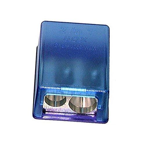 KUM 1032021 - Behälterspitzer für Schülermäppchen farblich sortiert, 1 Stück