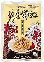 台灣有名なチキンライス、ジーロウファン【鬍鬚張】黃金雞絲 (300g/包)[並行輸入品]
