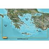 Garmin VEU015R Aegean Sea & Sea of Marmara SD Card Nautical Charts