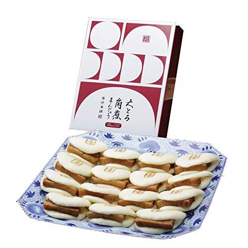 【岩崎本舗】大とろ角煮まんじゅう 15個入