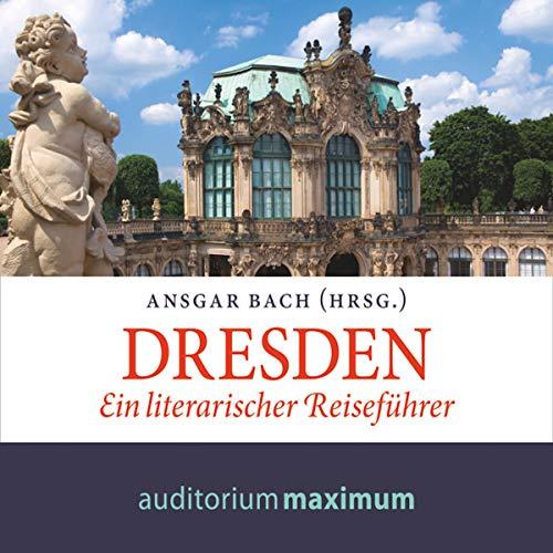 Dresden - Ein literarischer Reiseführer cover art
