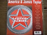 LEGENDS Karaoke CDG #76 ALL Hits of AMERICA & JAMES TAYLOR