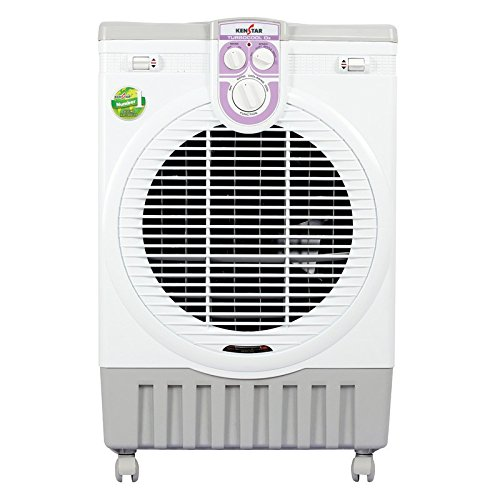 Kenstar Turbo Cool Super 60-Litre Air Cooler (White/Grey)