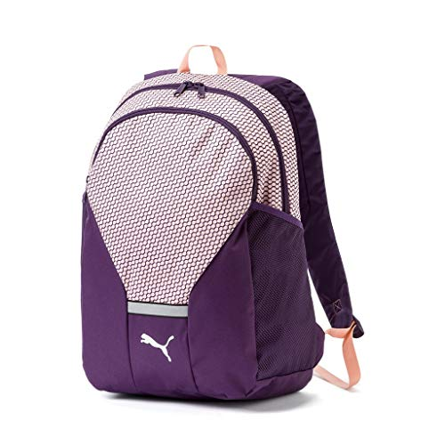 Puma Sports Beta Rucksack 45 cm Peach Bud-Indigo