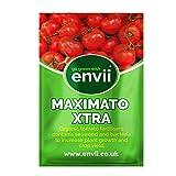 Envii Maximato Xtra – Fertilizante Orgánico para Plantas de Tomate Mejora el Crecimiento y Rendimiento del Cultivo - 60g
