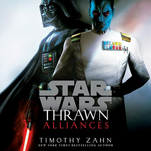 Thrawn: Alliances (Star Wars) audiobook cover art