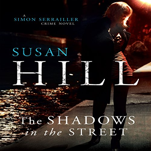 The Shadows in the Street audiobook cover art