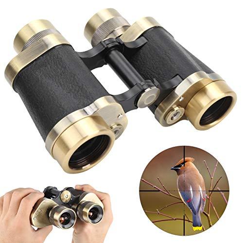 Sharainn Telescopio Binocular, binoculares 8x30, Resistente al Agua, a Prueba de Niebla, telescopio de visión Objetivo, Equipo de observación de Aves para observación de Aves, conciertos, Partidos