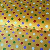 Sevenberry , gepunktet, Punkte gelb-, 1/2-Zoll, mit sevc05,