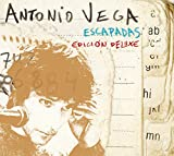 Antonio Vega - Escapadas (Lp + Cd) [Vinilo]