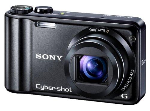 ソニー SONY デジタルカメラ Cybershot H55 ブラック DSC-H55/B