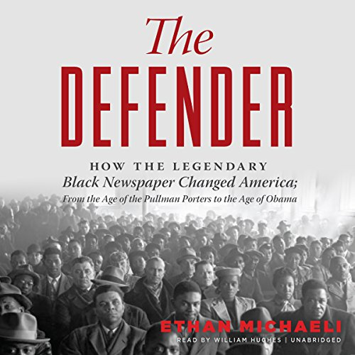 The Defender audiobook cover art