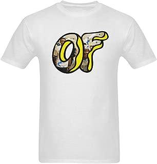 Men's Odd Future Donut Logo T-Shirt