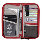 Zoppen Travel Documents & Passport Organizer