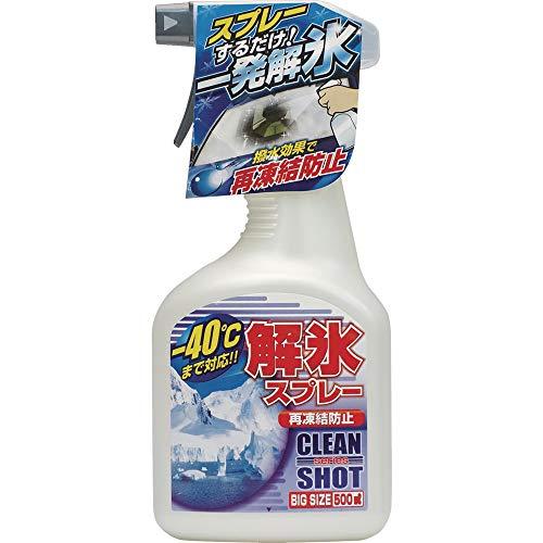 古河薬品工業『解氷スプレートリガー500(22-040)』