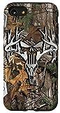 iPhone SE (2020) / 7 / 8 Deer Hunting Metal Camouflage Deer Hunt Lover Gift Case