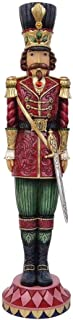 Enesco Jim Shore Heartwood Creek On Guard for Glad Tidings Victorian Toy Soldier Figurine