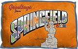 United Labels 0804037 - Simpsons-Kissen 30x40 cm