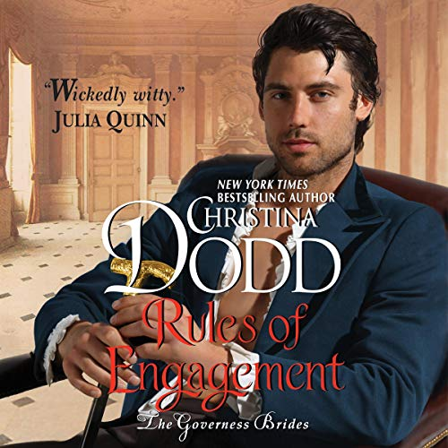 Rules of Engagement Audiobook By Christina Dodd cover art