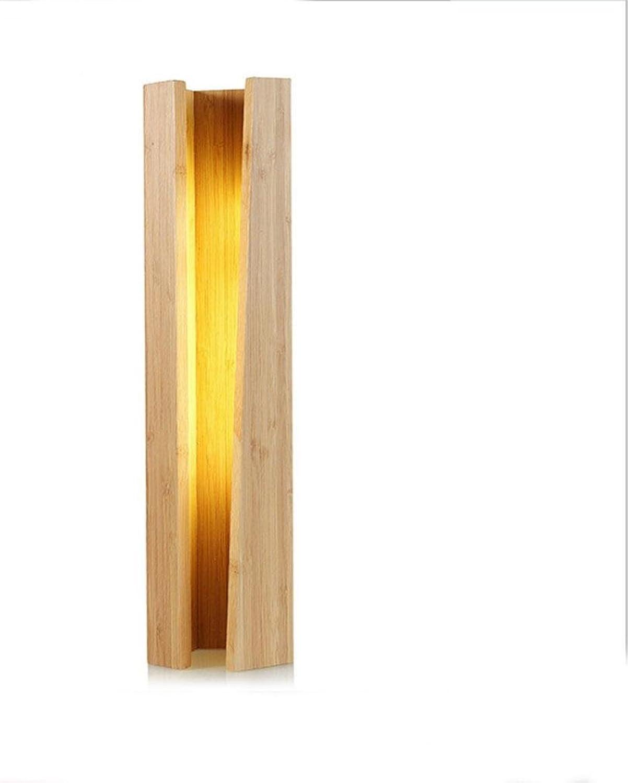 HETAO Tischlampe, Bett Nacht Nachtlicht Kreative retro Pentacle Tischleuchte Log LED warmes Licht Dekorative Tischlampe Schlafzimmer, Wohnzimmer Netzschalter B079HTKRB2   Speichern