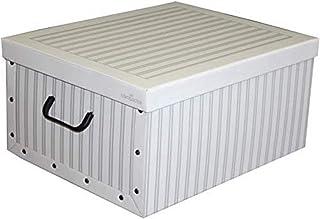 Compactor Anton Baulotto, Carton, Blanc, 50x 40x 25cm