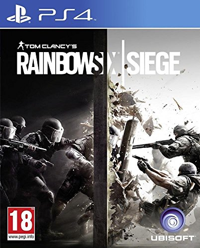 Tom Clancy's Rainbow Six Siege (PS4)