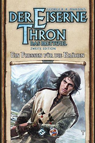 Der Eiserne Thron - Das Brettspiel 2.Ed. - Fressen für die Krähen • Szenario-Pack POD DEUTSCH