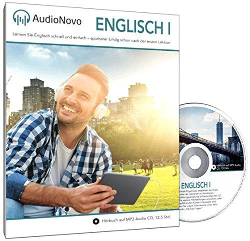 AudioNovo Englisch I - schnell und einfach Englisch lernen für Anfänger (Audio Sprachkurs, inkl. iOS und Android App)
