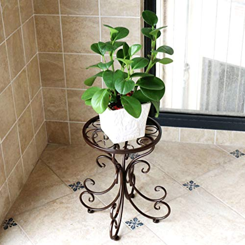 Chenweiwei Bloemenrek modern, eenvoudige stijl ijzeren kunst bloemenlijst creatief design uithullen balkon woonkamer bloemen