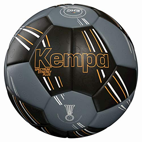 Kempa Spectrum Synergy Plus - schwarz