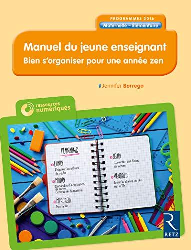 Manuel du jeune enseignant (+ CD-Rom)