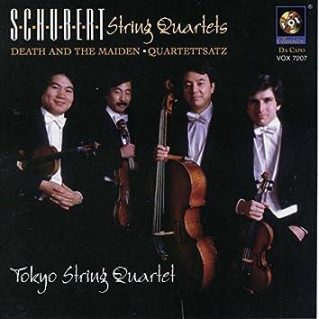 Schubert: String Quartets Nos. 12 & 14