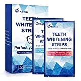 MayBeau Teeth Whitening Strips Kit Pack of 70 Pcs,Professional Effects White Strips 28 Treatments and Express Whitening Strips 7 Treatments for Sensitive Teeth Whitens Teeth in only 20 Minutes