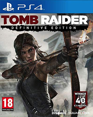 Tomb Raider - Definitive Edition - PlayStation 4 - [Edizione: Francia]